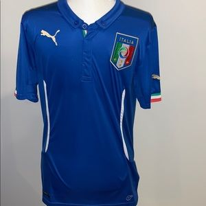 Puma official soccer shirt
